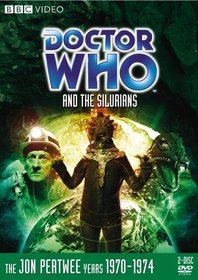Doctor Who and the Silurians (Story 52)
