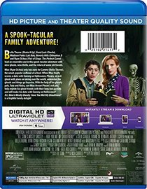 R.L. Stine?s Mostly Ghostly: Have You Met My Ghoulfriend? [Blu-ray]
