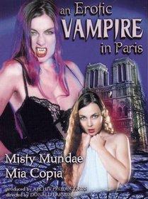 An Erotic Vampire in Paris
