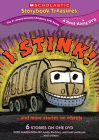 I Stink DVD!...and more stories on wheels