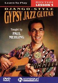 Gypsy Jazz Guitar 1 & 2