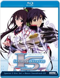 Infinite Stratos Complete Collection [Blu-ray]