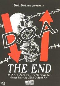 D.O.A. - The End