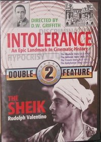 Intolerance / The Sheik (Double Feature) (Digitally Remastered)