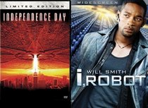 I, Robot/Independence Day