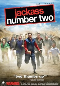 Jackass Number Two (Full Screen Edition)