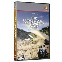 The History Channel : The Korean War 4 Episode Collection : Making of A Bloodbath , Triumph To Tragedy , Retreat From Hell , Bitter Standoff : Run Time 200 Minutes : 2 DVD Box Set