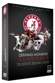 Defining Moments: Alabama Football