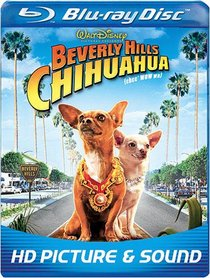 Beverly Hills Chihuahua (BD Live) [Blu-ray]