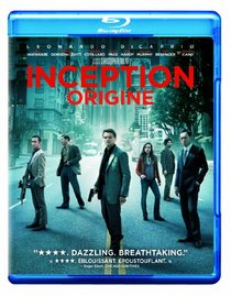 Inception / Origine (3-Disc Blu-ray / DVD / Digital Combo) [Blu-ray] [Blu-ray]