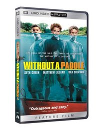 Without a Paddle [UMD for PSP]