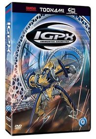 IGPX, Vol. 1 (Toonami Edition)