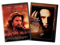 The Last Samurai / Interview With the Vampire (Widescreen Edition 2-Pack)