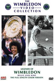 Legends of Wimbledon - Billie Jean King