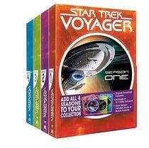Star Trek Voyager - The Complete Seasons 1-4