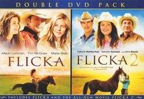 Flicka/Flicka 2 (Double DVD Pack)