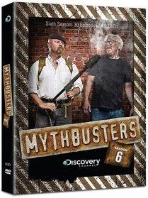 MythBusters: Season 6 (Six-Disc Set)