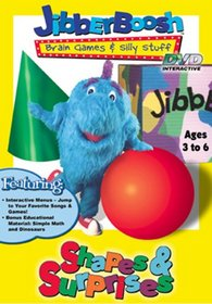 JibberBoosh - Shapes and Surprises