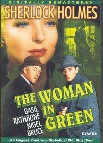 The Woman In Green - Sherlock Holmes [Slim Case]