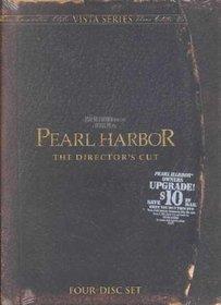 Pearl Harbor - The Director's Cut (Four-Disc Vista Series)