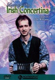 DVD-Learn to Play Irish Concertina