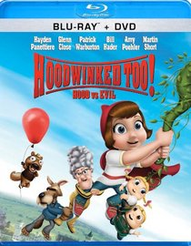 Hoodwinked Too! Hood vs. Evil [Blu-ray/DVD Combo]