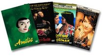 Miramax Inspired Romance Collection (Amelie/Like Water for Chocolate/Il Postino/Chocolat)
