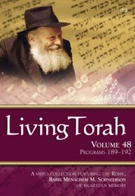 Living Torah Volume 48 Programs 189-192