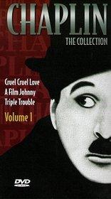 Chaplin - The Collection, Vol. 1 - Cruel Cruel Love / A Film Johnny / Triple Trouble