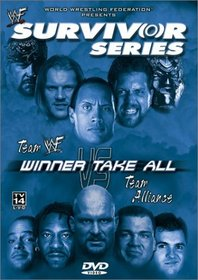WWE Survivor Series 2001 - Winner Take All