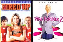 Fired Up , Pink Panther 2 : Family Movie 2 Pack