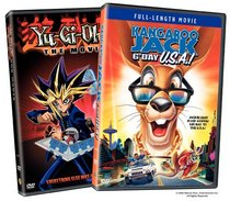 Yu-Gi-Oh! The Movie (Full Screen Edition) / Kangaroo Jack - G'Day USA!