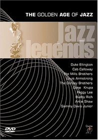 The Golden Age of Jazz, Part 1 - Jazz Legends