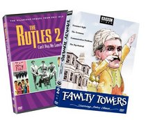 The Rutles 2 Can't Buy Me Lunch / Fawlty Towers Vol. 2