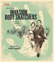 Invasion Of The Body Snatchers (Olive Signature) [Blu-ray]