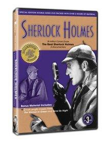 Sherlock Holmes/The Real Sherlock Holmes