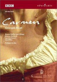 Bizet - Carmen / Jordan, McVicar, von Otter, Haddock, Glyndebourne Festival Opera