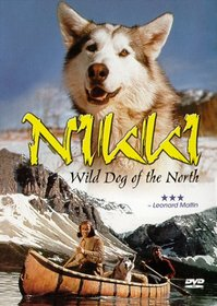Nikki: Wild Dog of North