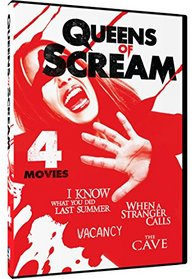 Queens of Scream - 4 Movie Thrill-Fest