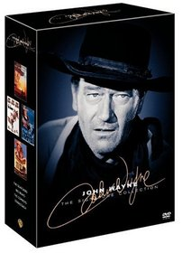 The John Wayne Signature Collection (Stagecoach / The Searchers / Rio Bravo / The Cowboys)
