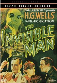 The Invisible Man (Universal Studios Classic Monster Collection)