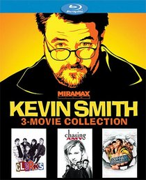 Kevin Smith Box Set (Clerks | Chasing Amy | Jay and Silent Bob Strike Back) [Blu-ray]