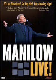 Barry Manilow - Manilow Live! - DTS