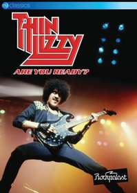 Thin Lizzy - Are You Ready?: Live At Rockpalast