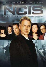NCIS Naval Criminal Investigative Service - The Complete Second Season
