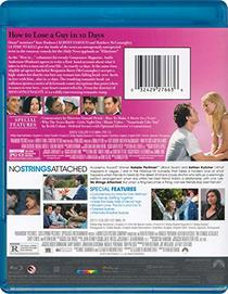 How To Lose A Guy in 10 Days / No Strings Attached (Double Feature) (Blu-ray)