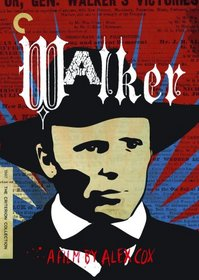 Walker - Criterion Collection