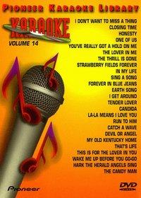 Karaoke / 25 Song Karaoke Library 14