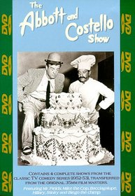 The Abbott & Costello Show, Vol. 2 (1952-53)