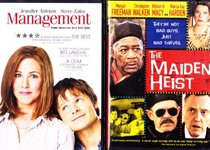 The Maiden Heist , Management : Comedy 2 Pack